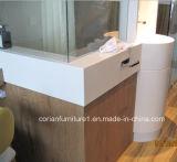 Unità del basamento di lavaggio della stanza da bagno della mobilia della stanza da bagno dell'hotel