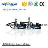 Scanner portatile caldo di Galvo di vendita Jd2203 per la marcatura precisa del laser
