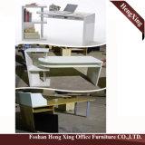 Hx-Et14010 1.8 mètre L gris bureau de gestionnaire de la forme cpc