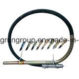 O tipo tamanho principal de Japão de /Vibrating do vibrador concreto é 28mm*47mm