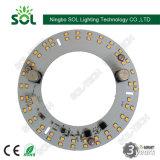 110V 220V 천장 램프를 위한 자석을%s 가진 둥근 AC SMD LED PCB 모듈 직접