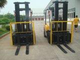 Dieselgabelstapler 3 Tonnen mit Ober-In Position gebrachtem Abgas (FD30T)
