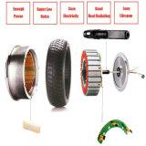 Motore elettrico del mozzo di rotella della bici da 16 pollici per il motorino elettrico
