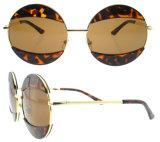 Les lunettes de soleil en gros de mode ont polarisé les lunettes de soleil bon marché de protection des lunettes de soleil UV400 de lunettes de soleil