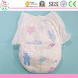 Tecido super barato descartável ultra seco do bebê da absorção