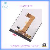 Huawei P7를 위한 지능적인 셀룰라 전화 접촉 스크린 LCD