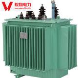 De olie Ondergedompelde Transformator van het Voltage Transformer/S11-800kVA/Transformator
