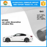 100% películas solares del tinte de la ventana de coche de la ventana de la etiqueta engomada UV400 de piel del coche ULTRAVIOLETA anti del cuidado