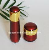 化粧品(PPC-NEW-105)のための新しい赤または金のアクリルのクリーム色の瓶のローションのびん