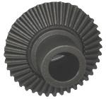 Fcd450 ISOの証明の延性がある鉄の鋳造の部品