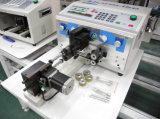 Computergesteuerte doppelte Kabel-Abstreifer-Maschine, Draht-verdrehende und Abisoliermaschine