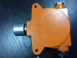 rivelatore di gas industriale protetto contro le esplosioni 4-20mA per la miniera & la fabbrica di chimica