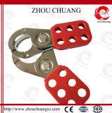 Hasp d'acciaio di bloccaggio di sicurezza del diametro dell'anello di trazione di 25mm dalla Cina