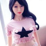 Куклы секса японского Vagina ощупывания 148cm девушки реального искусственного реалистические