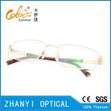 Qualität Voll-Rahmen Titanbrille Eyewear optische Glas-Rahmen (9401)