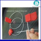 Etiqueta del sello del nuevo producto RFID con el alambre de acero para el seguimiento del producto