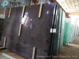 Obscuridade colorida - vidro de flutuador matizado azul para o edifício/indicador/porta (C-dB)
