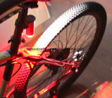 3 Rafle rechargeable Bike Light Tail