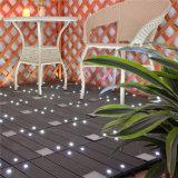 Mattonelle chiare solari basse di Decking delle mattonelle DIY di Decking di prezzi di vendita del pavimento