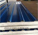 Panneau en acier /Panel en métal ondulé économique de couleur pour la toiture
