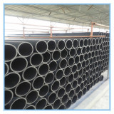 Pipe en plastique, pipe 180~630mm de HDPE pour le traitement d'eaux d'égout