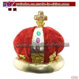 Approvisionnement d'usager de chapeau d'usager de Veille de la toussaint de crâne de pirate de carnaval (C2104)