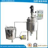 El tanque de mezcla de la chaqueta eléctrica/calentada al vapor del acero inoxidable