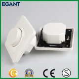 Design clássico S-MARK Certificate Passed Lamp Dimmer Switch