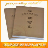Impression de papier faite sur commande bon marché de cahier (BLF-F016)