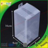Caixa de varejo de plástico para impressão Pet / PVC personalizada