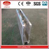Accessori personalizzati dell'alluminio dei materiali da costruzione del rivestimento della parete interna