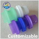 Tampões e fechamentos plásticos para o frasco do detergente de lavanderia