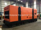 diesel do gerador de potência de 1000kVA/800kw 50Hz EUA Googol
