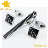 Tieclip-013標準的なステンレス鋼の習慣Hoodies