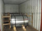 Bobina d'acciaio galvanizzata tuffata calda/Gi (0.12mm-1.3mm)