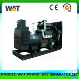 Conjunto de generador del gas natural del refrigerador de agua 200kw (WT-200GFT)