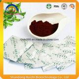 Lingzhi Reishi ha fenduto la polvere secca Ganoderma della polvere delle spore