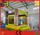 Mini aufblasbarer Prahler, aufblasbares federnd Haus, aufblasbares springendes Schloss