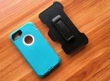 2 no caso 1phone adicionam o caso impermeável do carrinho do telefone para o telefone de Apple