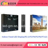HD P2 farbenreiche Miete LED-Bildschirmanzeige/Videokarte-Video-Wand