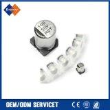 226m 6.3-25 25V SMD condensador electrolítico de aluminio 105c (paquete de la munición)