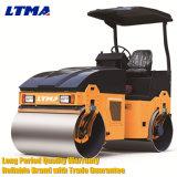 Doppio rullo compressore brandnew del timpano prezzo del rullo compressore da 3.5 tonnellate