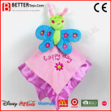 Stuffed Butterfly Soft Baby Consolateur pour fille