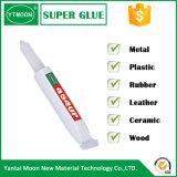 Muestra libre Super Glue 20g botella de cianoacrilato adhesivo instantáneo 406 415 460 401 480 496