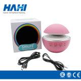 De gebarsten Wolk van de Paddestoel, Kleurrijke Lichtgevende Lamp, Spreker Bluetooth