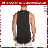 Servizio in bianco all'ingrosso dell'OEM delle parti superiori di serbatoio dei vestiti di forma fisica di alta qualità (ELTVI-15)