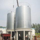 사용 가능 공간 스테인리스 저장 곡물 건조물