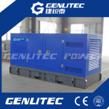 генератор Cummins тепловозной электростанции 250kVA звукоизоляционный тепловозный (GPC250S)