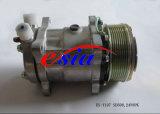 Автоматический компрессор AC кондиционирования воздуха для FAW J6 HD15 1A 133mm