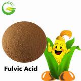 Fertilizante ácido orgânico de Fulvic na agricultura orgânica